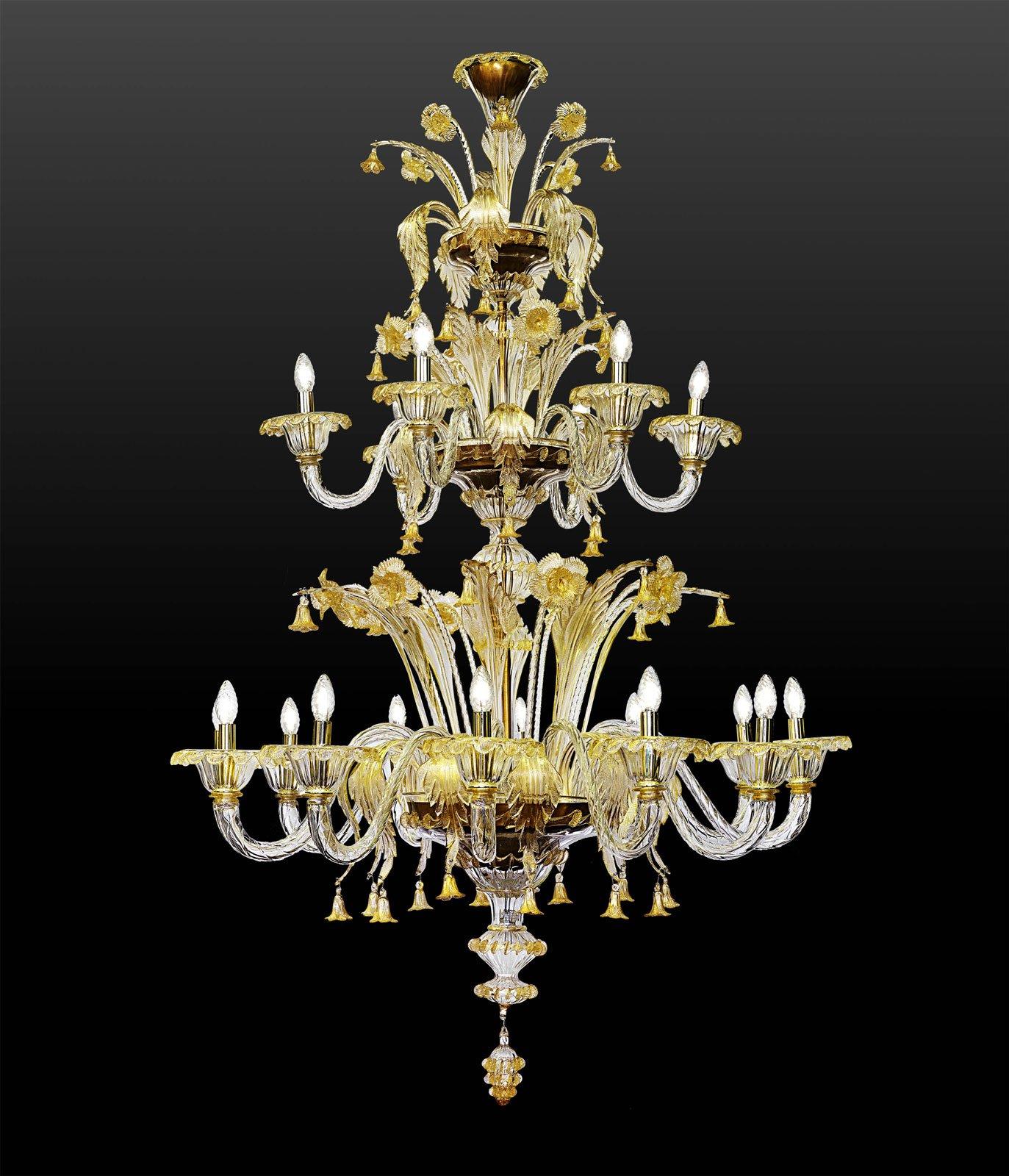 lampadari voltolina : Maxim di Voltolina ? un fastoso lampadario in stile veneziano ...