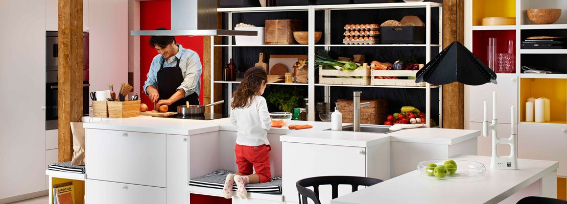 Ikea apre un temporary shop a milano cose di casa - Ikea rubinetti cucina ...
