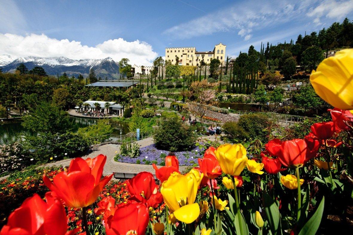 Parchi e giardini le riaperture di aprile cose di casa - Immagini di giardini fioriti ...