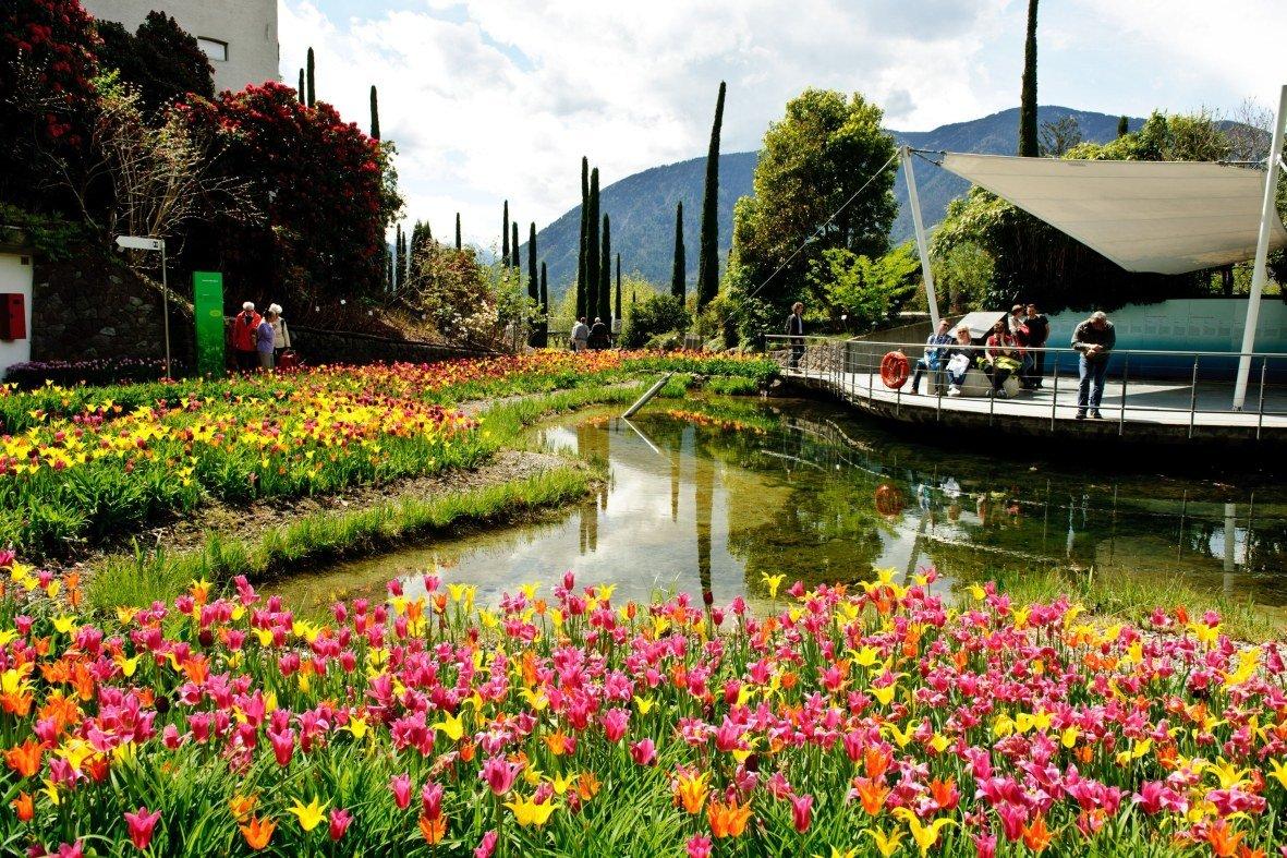 Parchi e giardini le riaperture di aprile cose di casa - Giardini di casa ...