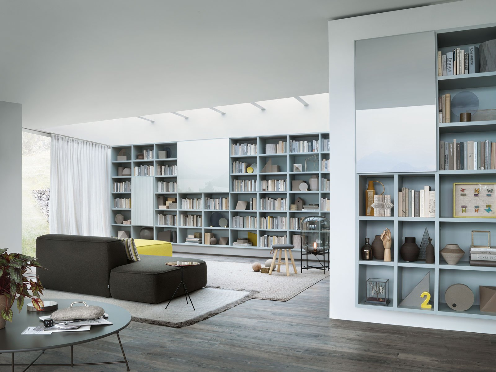 Non solo libreria le infinite possibilit di selecta di for Immagini librerie d arredamento