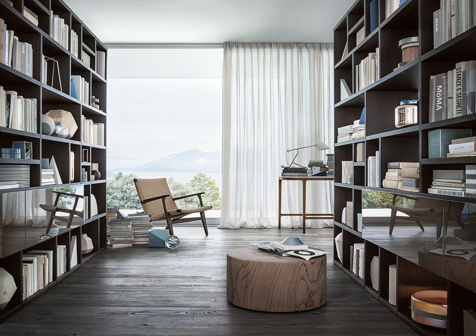 Non solo libreria le infinite possibilit di selecta di for Ultimi disegni di mobili foto