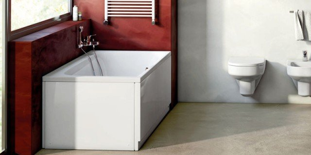 Vasche da bagno in acrilico: leggere e antiscivolo, hanno tanti vantaggi