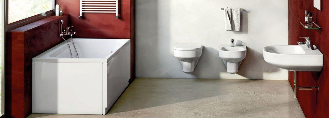 Vasche da bagno in acrilico leggere e antiscivolo hanno - Piccole vasche da bagno ...