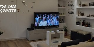 90 mq: una casa da vivere in relax