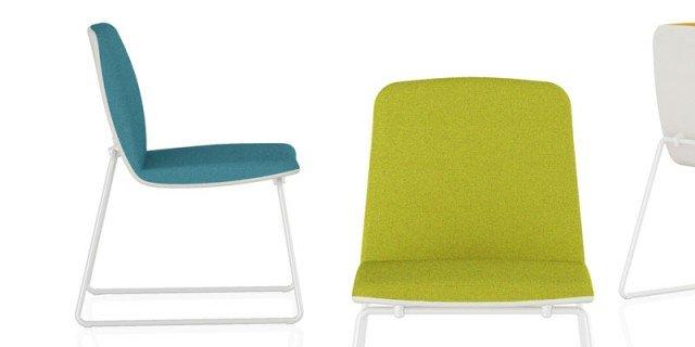 A iSaloni 2015, due tendenze per le sedie: riccamente imbottite o minimali