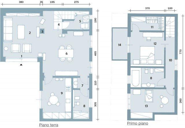 Una casa che punta sui contrasti e sul design cose di casa for Piani casa accessibili