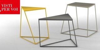 Design week: i nuovi tavolini alla Fiera di Milano