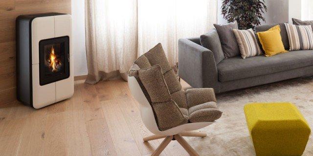 Maxi trilocale: design e ispirazioni scandinave per la casa di 125 mq