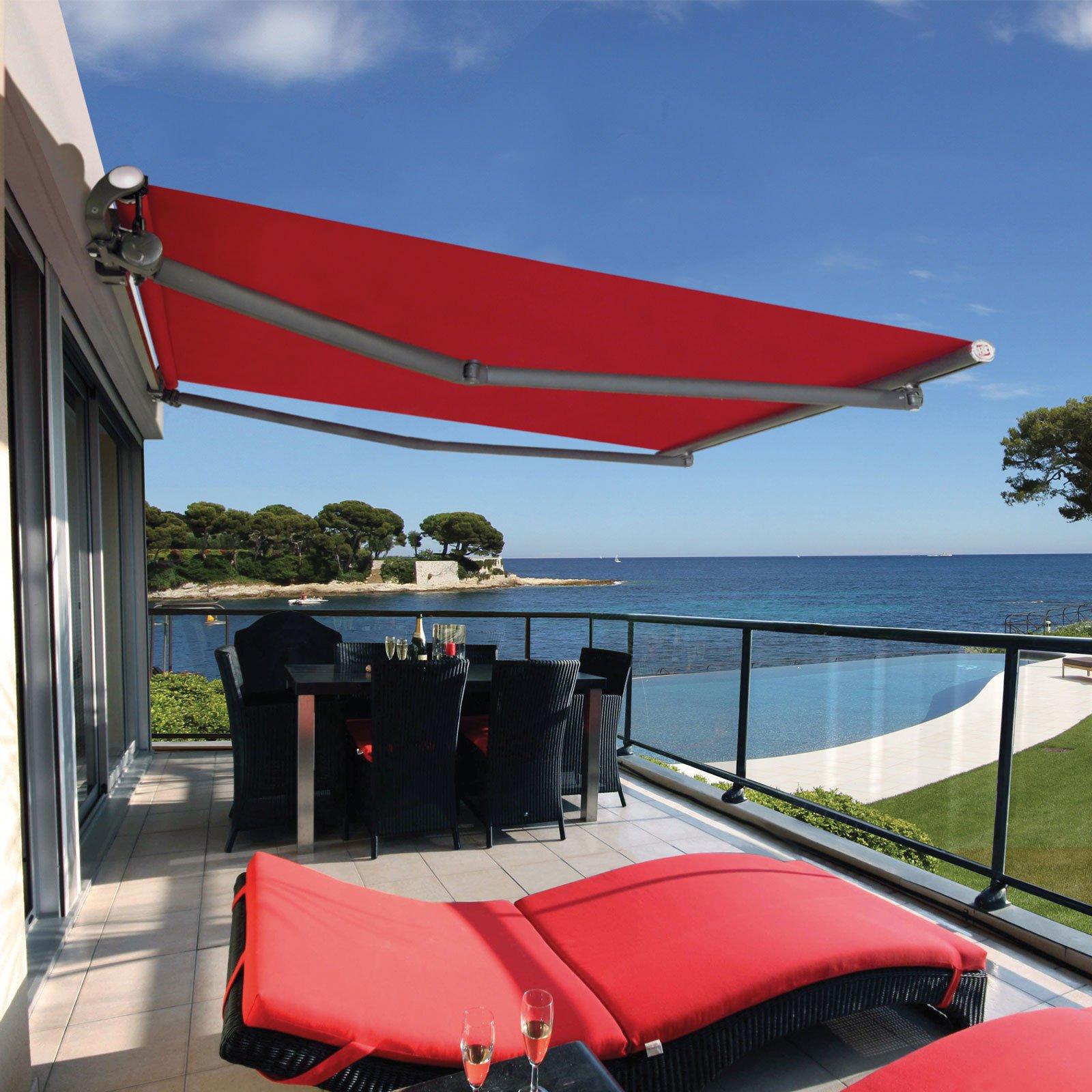 Tende e protezioni per il sole per una stanza in pi all for Foto di tende