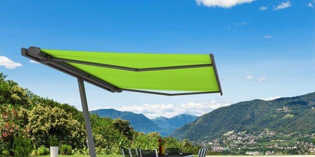 Tende e protezioni per il sole: per una stanza in più, all'aperto, al riparo dal caldo