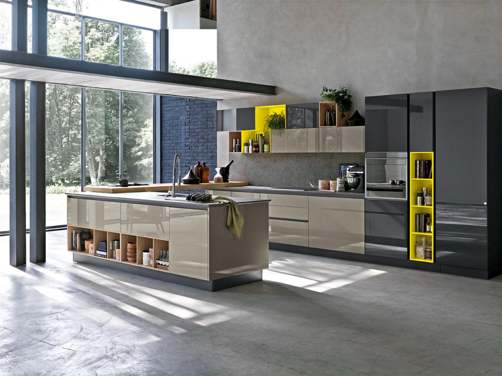 100+ [ Cucine Moderne Da Sogno ] | Cucine Moderne Design,Cucine Di ...