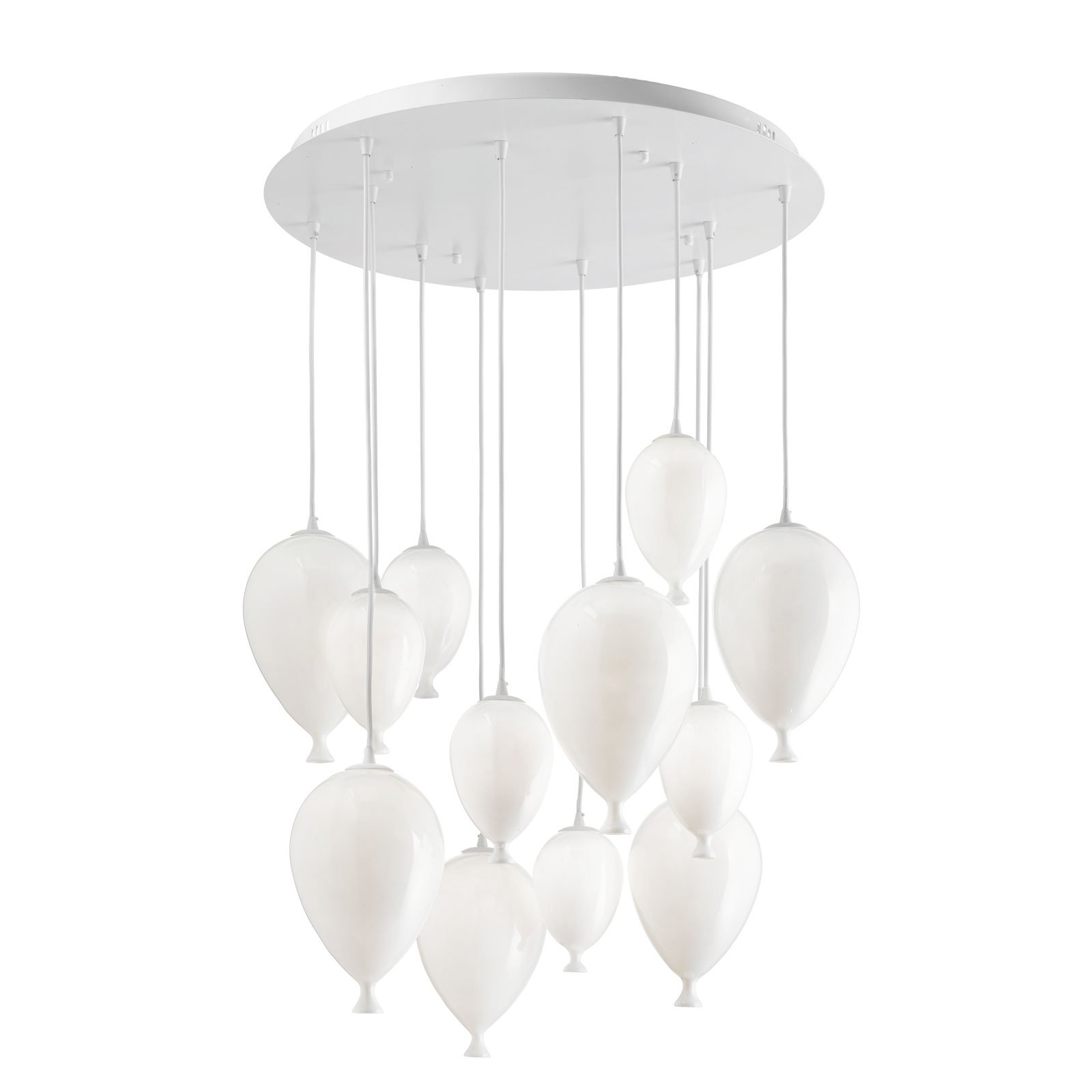 Euroluce 2015: lampadari a sospensione al Salone del Mobile - Cose ...