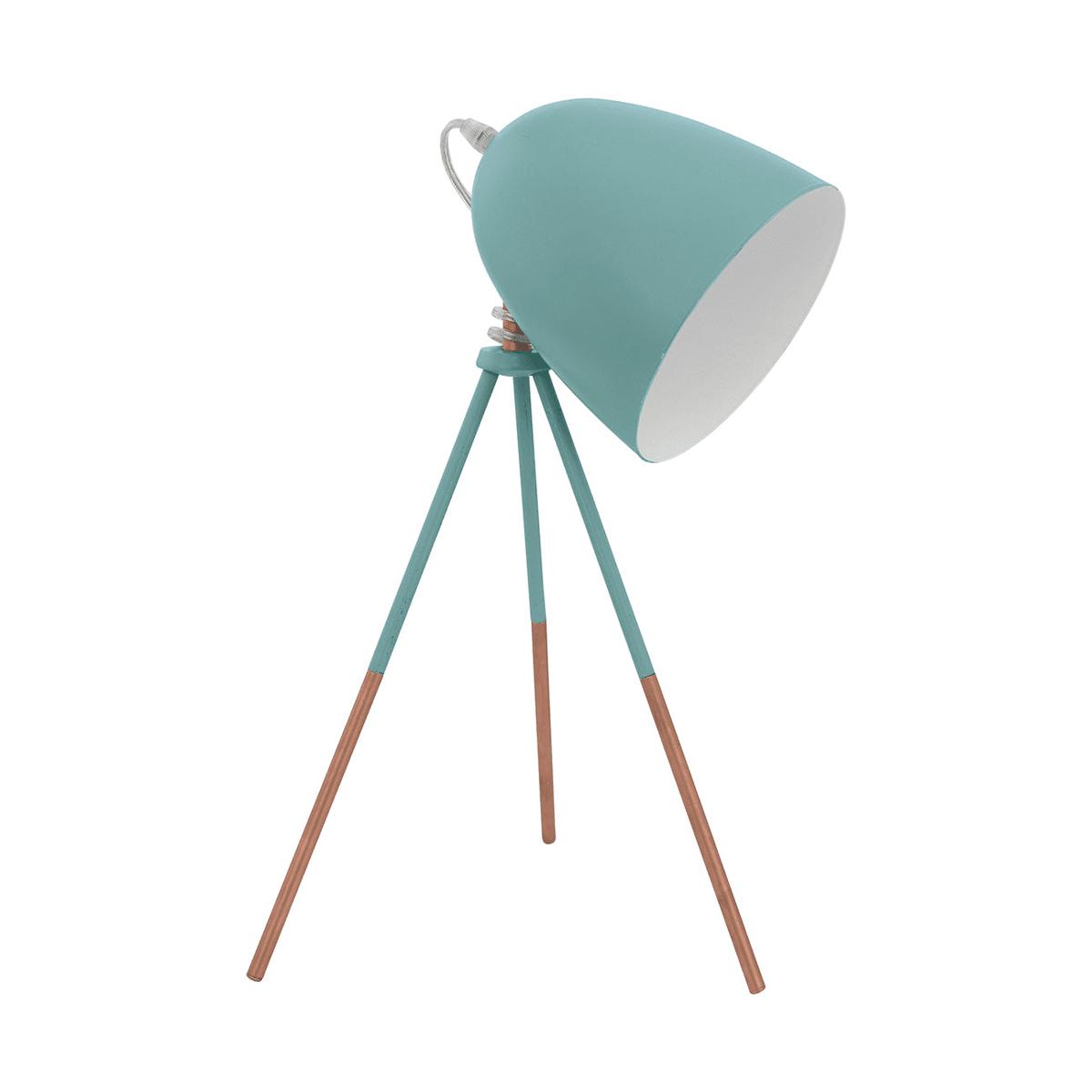 leroy merlin lampade da parete : la lampada da tavolo della collezione Nordic colorato di Leroy Merlin ...