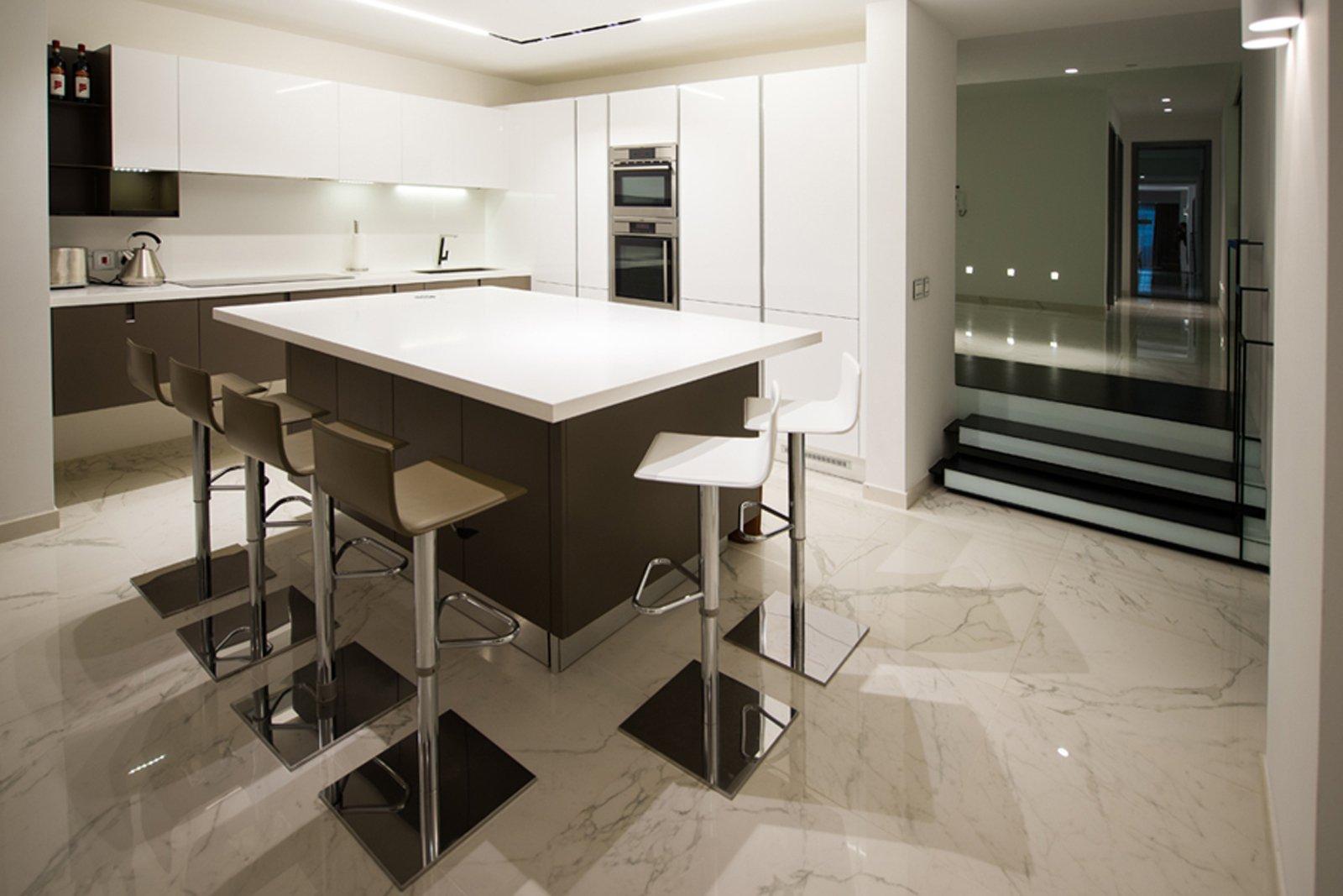 Pavimenti cucine moderne latest cucina bianca lucida - Pavimenti per cucine moderne ...