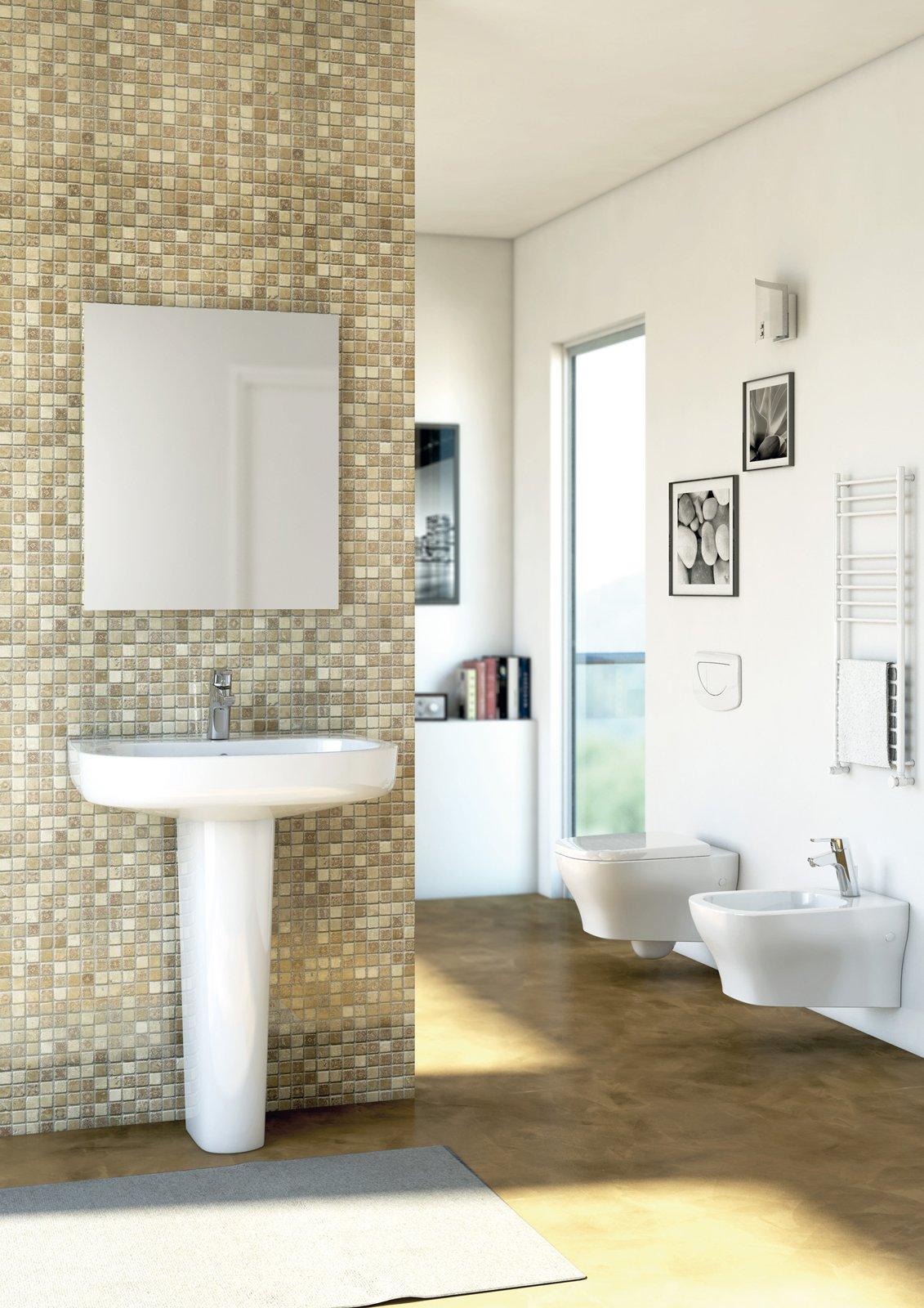 Lavabo A Colonna Design lavabi a colonna: dalla tradizione alla contemporaneità