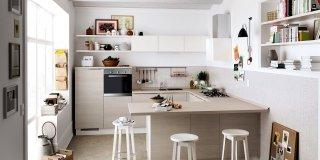 In cucina, massima igiene anche a pavimento