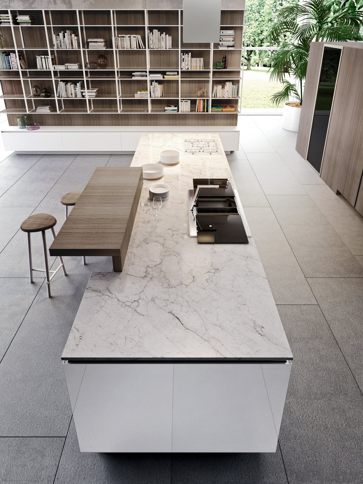 Beautiful Top Cucina Moderna Contemporary - Acomo.us - acomo.us