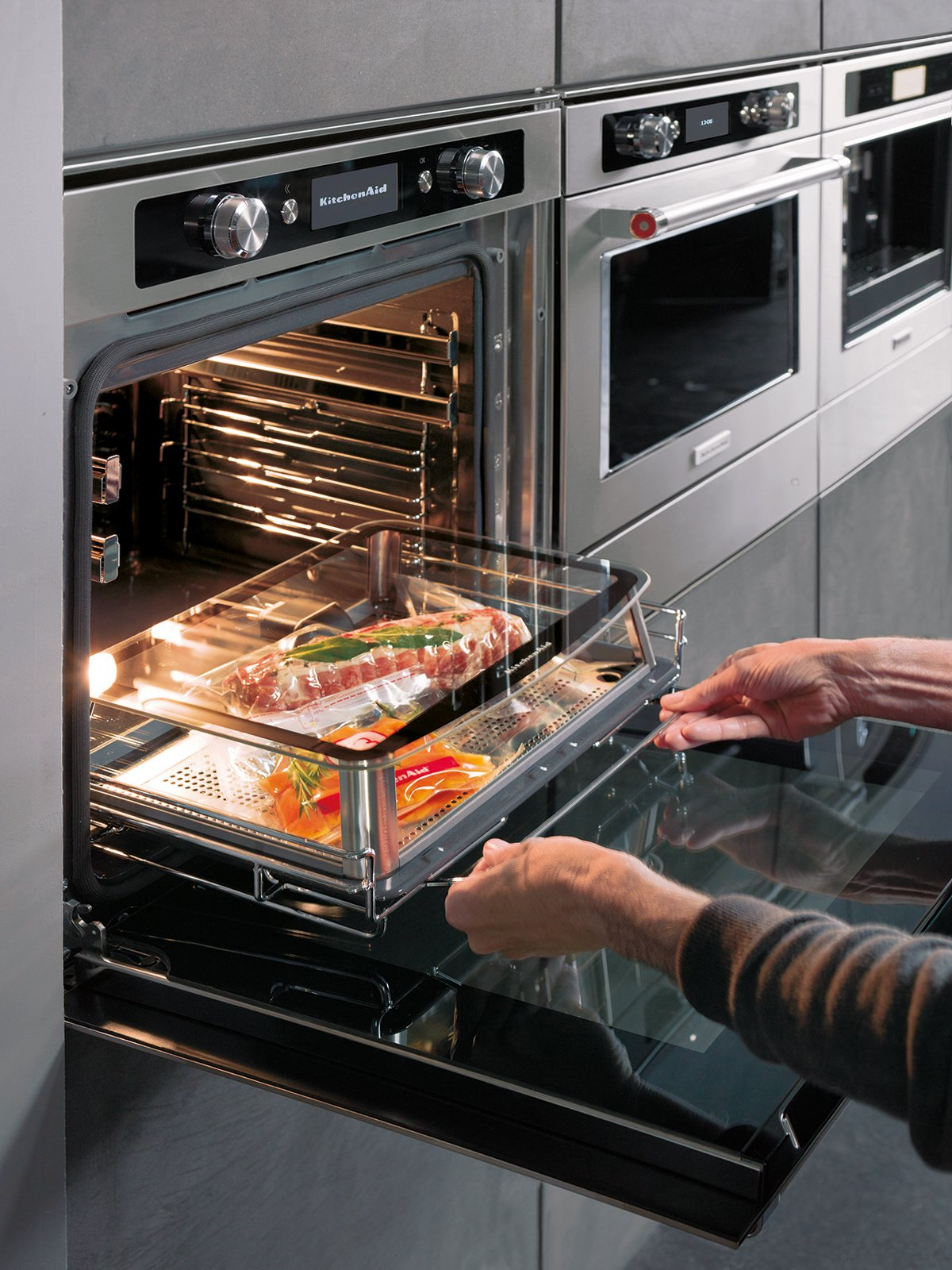 Elettrodomestici per cucinare a vapore cose di casa - Forno a vapore opinioni ...