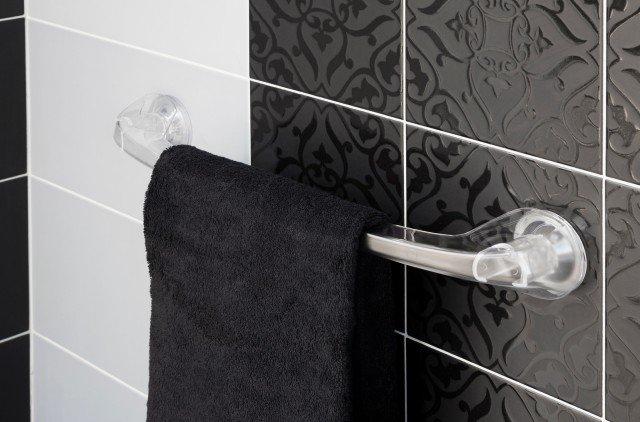 Portasciugamani per il bagno cose di casa for Scaletta decorativa