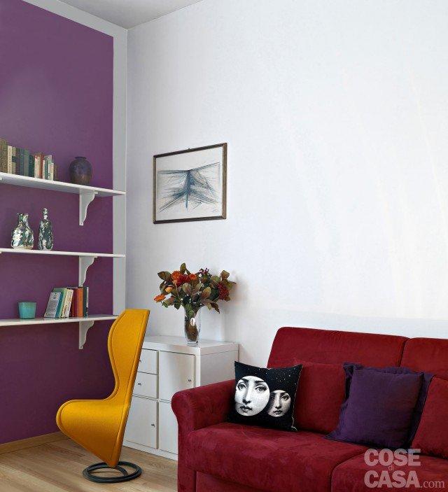 Pitturare le pareti i trucchi che ingannano l occhio - Per pitturare le pareti di casa ...
