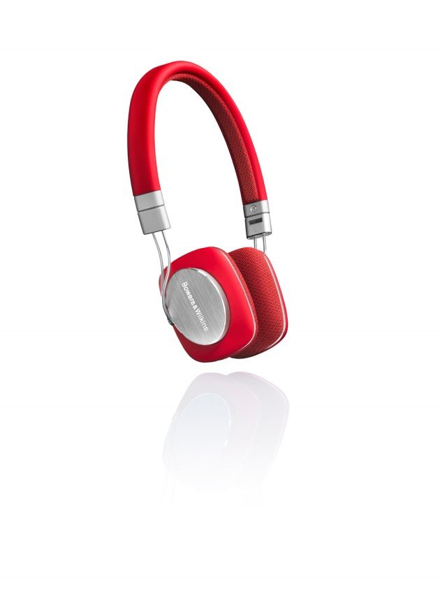 4bowerswilkins-P3Red-cuffie-audio