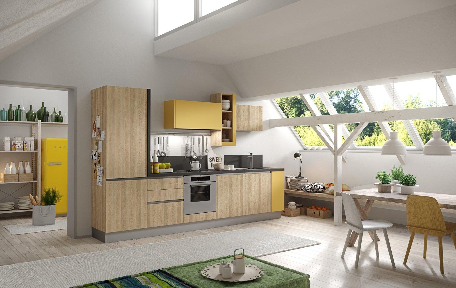 Cucine Piccole Su Misura : Cucine piccole su misura vendita cucine componibili with cucine