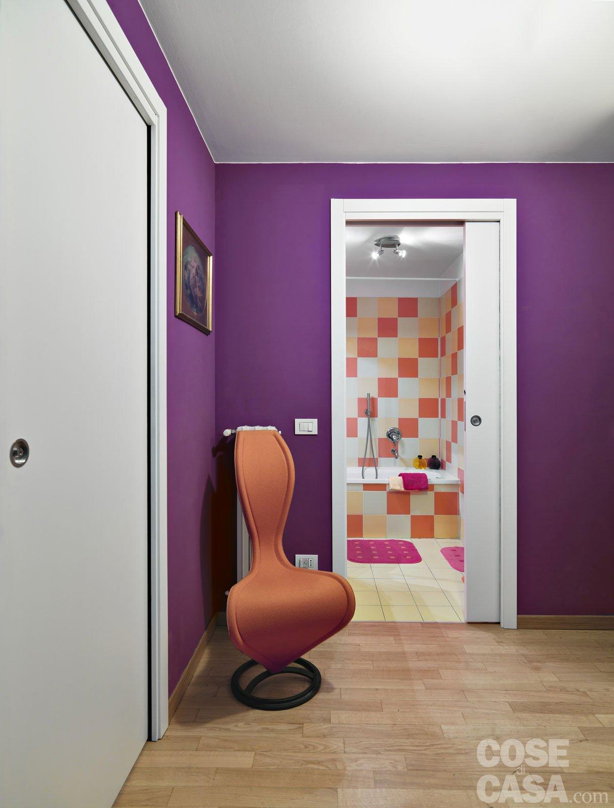 Una casa di 33 mq monolocale d 39 effetto cose di casa for Mobile angolare