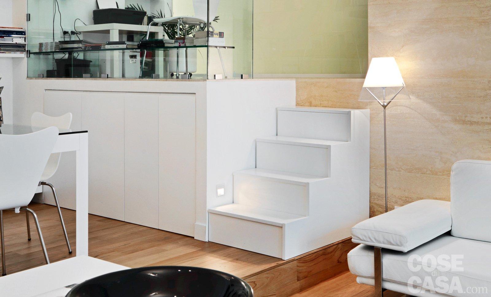 58 mq una casa sviluppata su pi livelli cose di casa - Altezza di una finestra ...