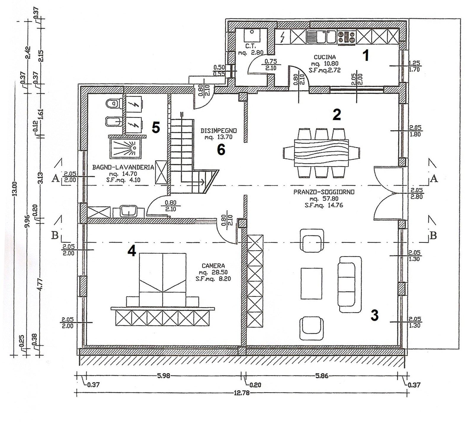 Da vecchio laboratorio a casa con atmosfere da loft for 1 piano garage con abitazione