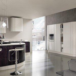 La cucina B50 di Berloni