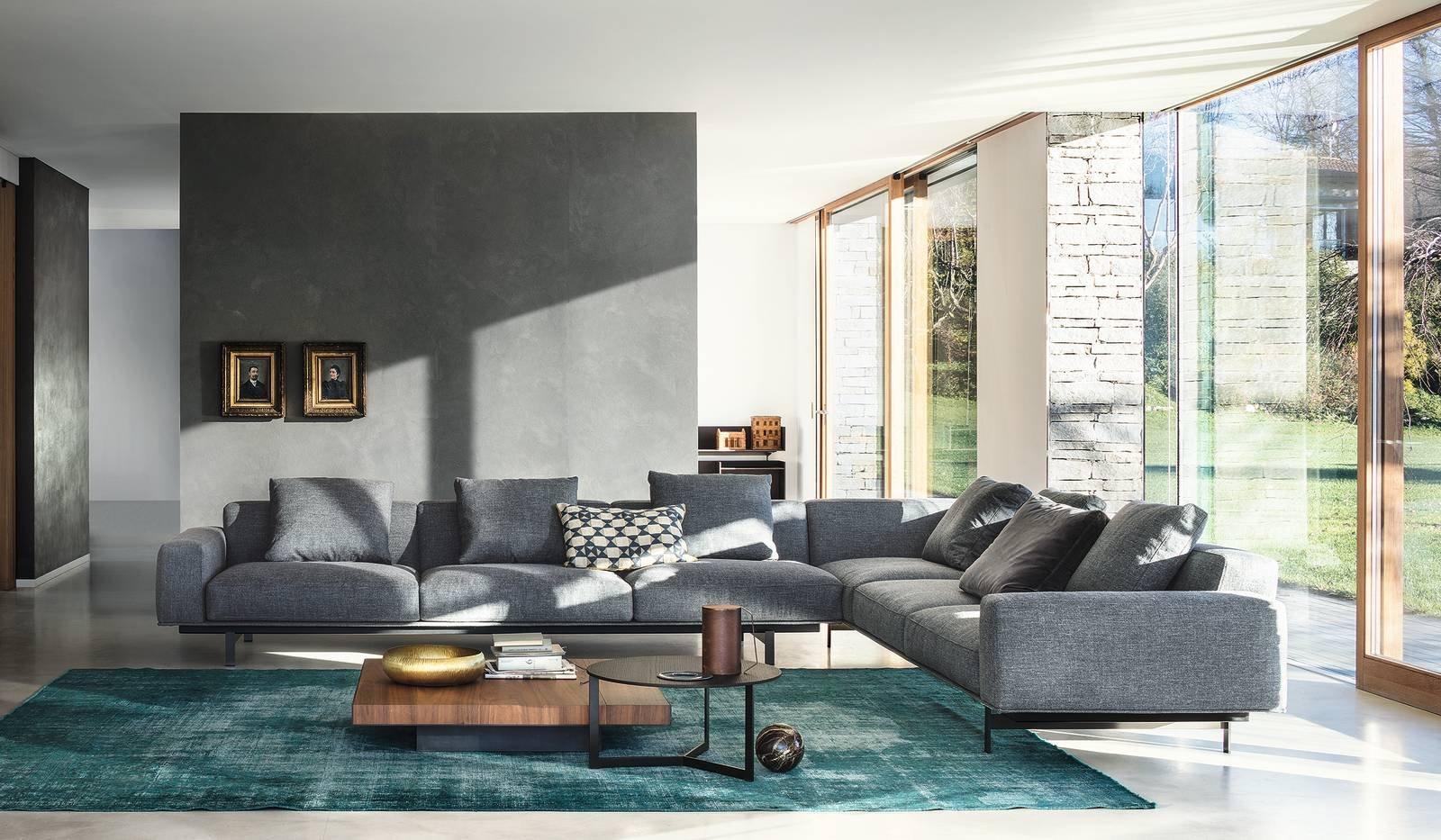 Divani design comfort secondo lema cose di casa for Piani di casa di 10000 piedi quadrati