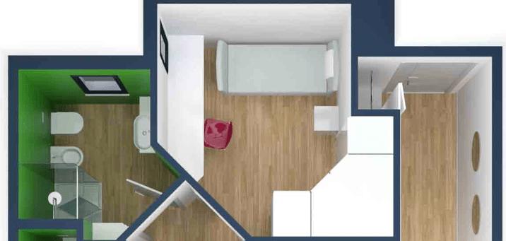 Misure Bagno Minime Progettazione : Ingrandire secondo bagno e ...