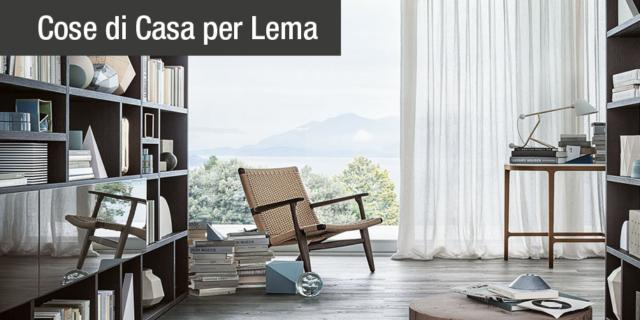 Design made in Italy: la filosofia slow living di Lema
