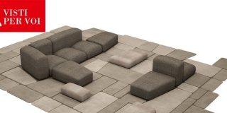 Salone del Mobile 2015: divani, vere isole di relax