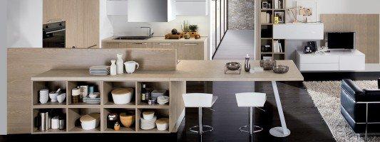 Cucine moderne arredamento cose di casa for Piani di casa aperti con grandi cucine
