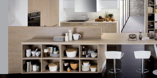 Cucine con grandi piani di lavoro - Cose di Casa