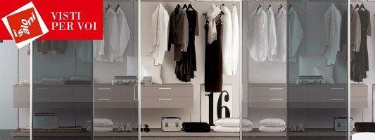 Cabine armadio per camere cose di casa - Cassettiere per cabine armadio ...