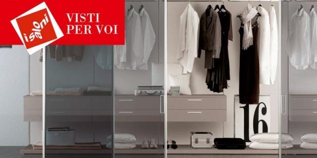 Cabine armadio per camere - Cose di Casa