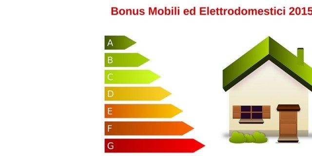 Bonus mobili ed elettrodomestici in sintesi