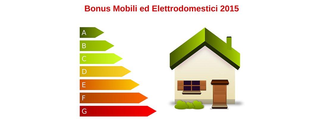 Bonus mobili ed elettrodomestici in sintesi cose di casa for Bonus elettrodomestici