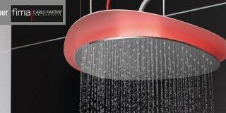 Soffioni doccia, nuove forme di benessere in bagno