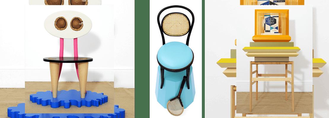 Mobili di design alla mostra unknown pleasures a milano for Design mobili milano