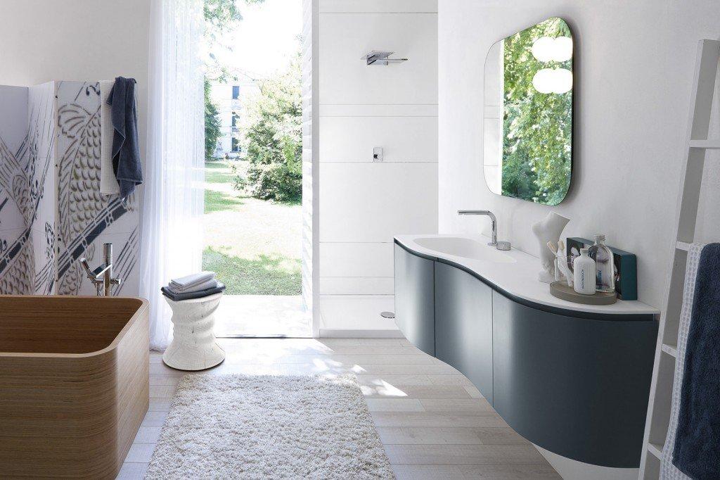 Mobili bagno con ante   cose di casa
