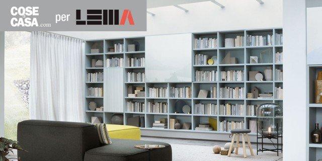 Non solo libreria le infinite possibilit di selecta di for Libreria lema