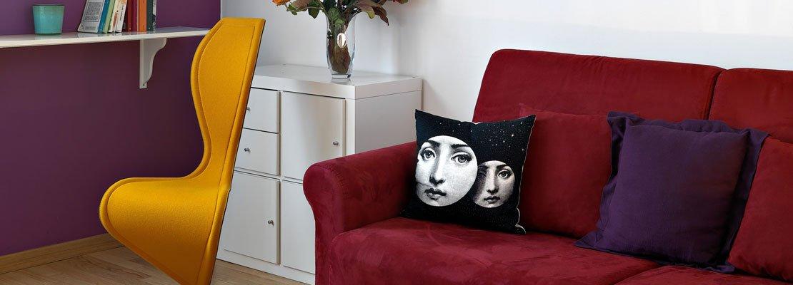 Pitturare le pareti: i trucchi che ingannano l'occhio ...