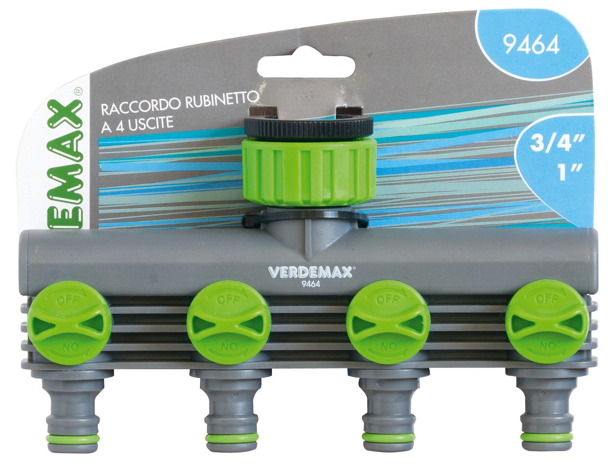 L impianto di irrigazione automatico per i vasi in balcone - Impianto acqua casa ...