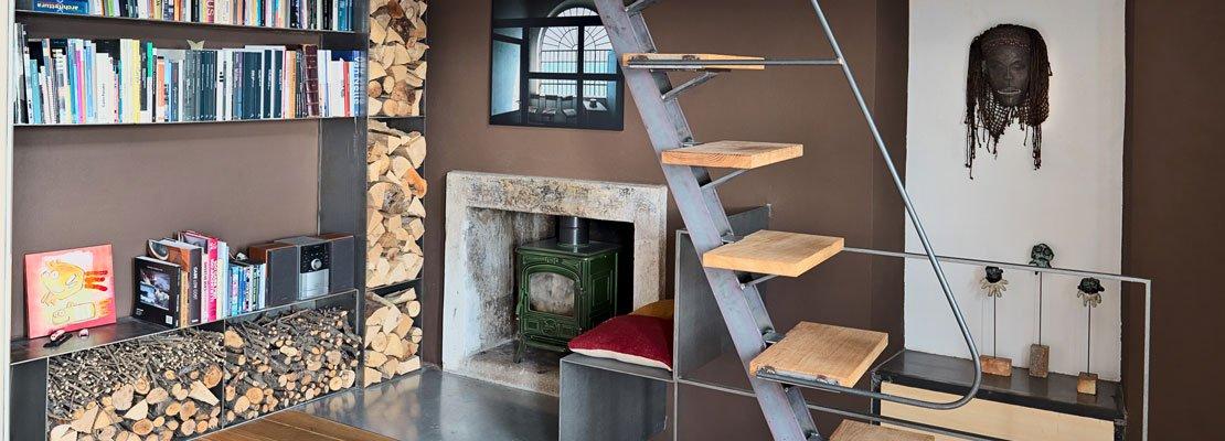 65 mq una casa che si sviluppa in verticale cose di casa