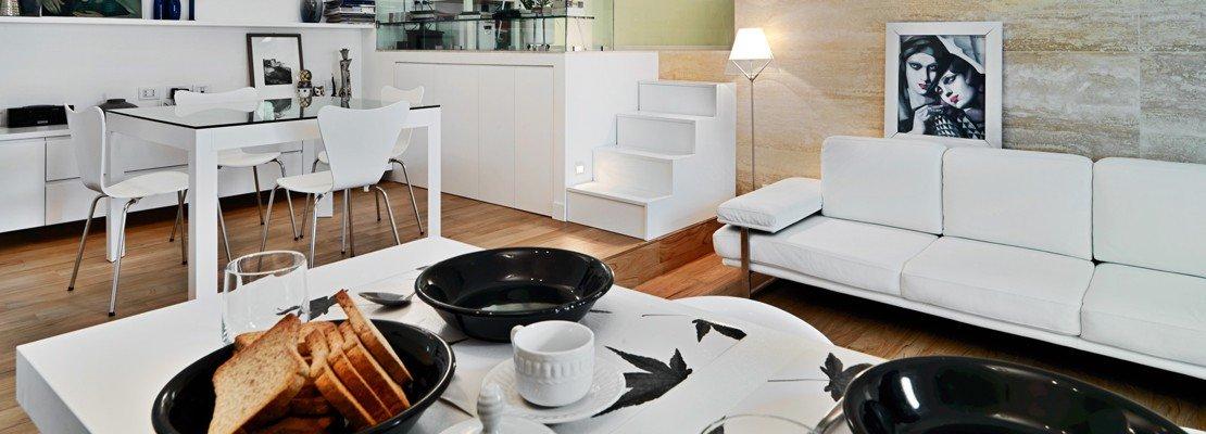 58 mq: una casa sviluppata su più livelli   cose di casa