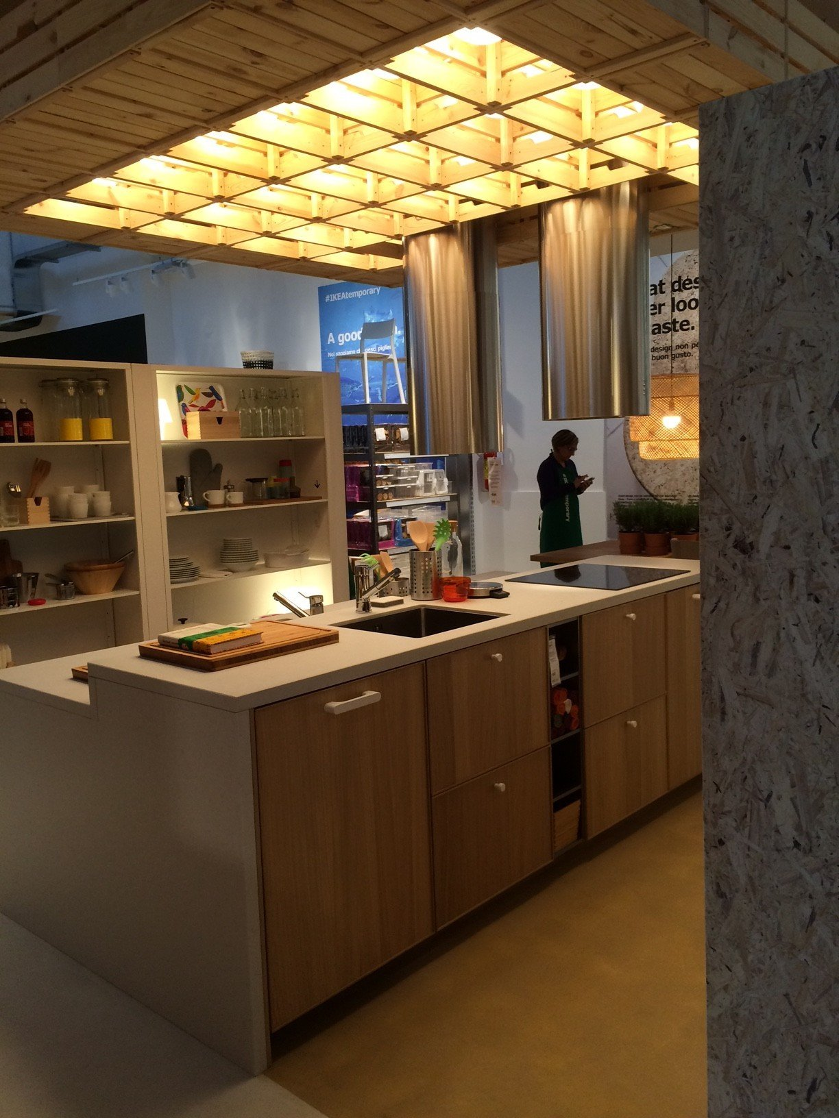 Ikea Apre Un Temporary Shop A Milano Cose Di Casa